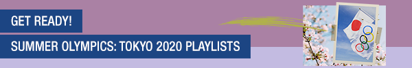 2020 Summer Olympics Playlists