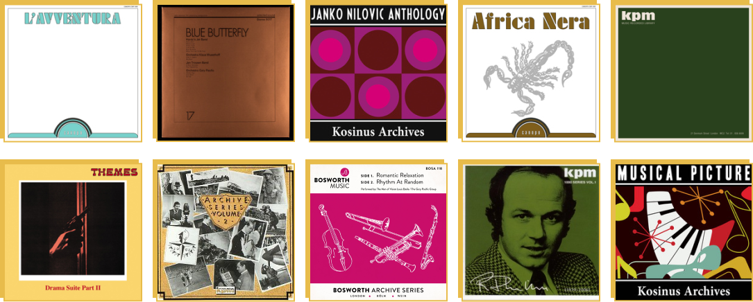 APM Oscars Sweepstakes Featured Albums