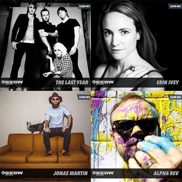 SXSW albums