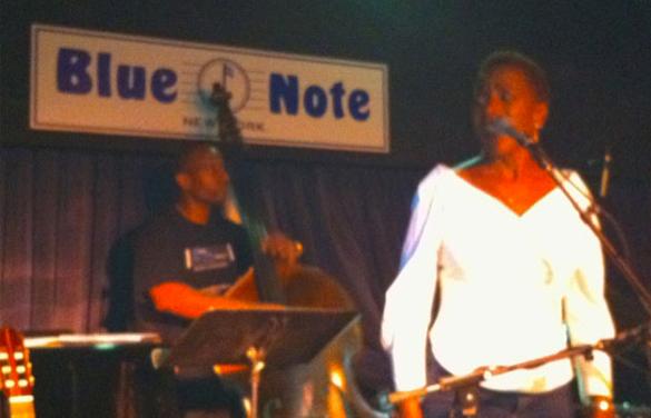 Carmen Lundy Blue Note