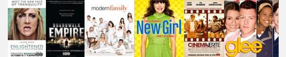 Golden Globes 2012 - 2