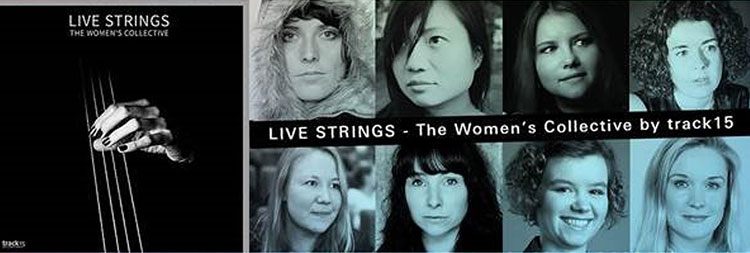 Sonoton_LIVE STRINGS_The Women's Collective