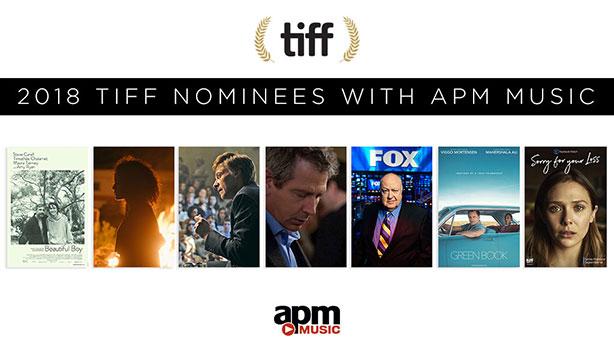 APM at TIFF 2018