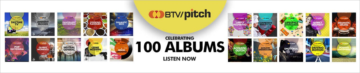 BTV Pitch Celebrating 100 Albums
