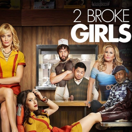 2 BROKE GIRLS Goes for Broke with IFM