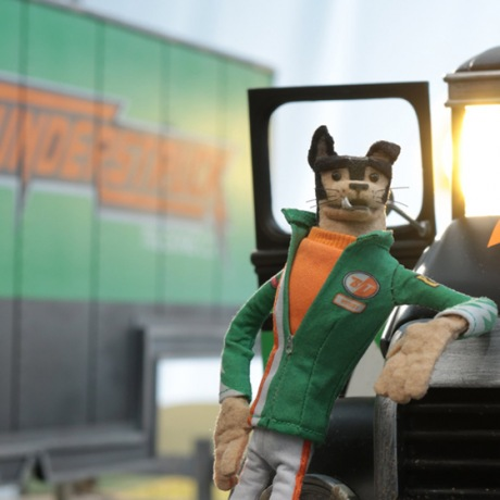 APM Music and Buddy Thunderstruck