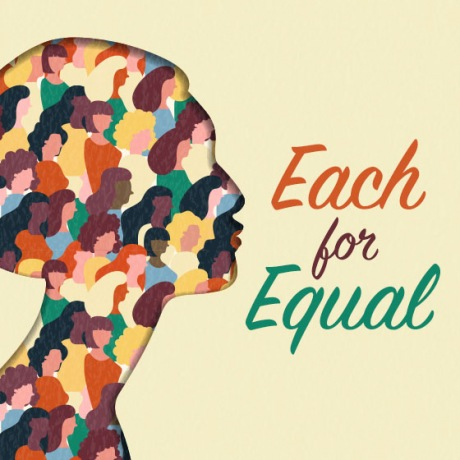 Each for Equal - International Women's Day