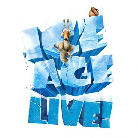 Martin & Ella Create Story & Music for ICE AGE LIVE