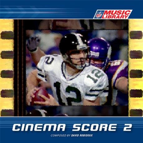 Cinema Score 2 featuring composer David Robidoux will be available soon - July 2009!