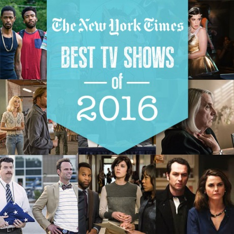 New York Times Best TV Shows' of 2016 Feature APM Music