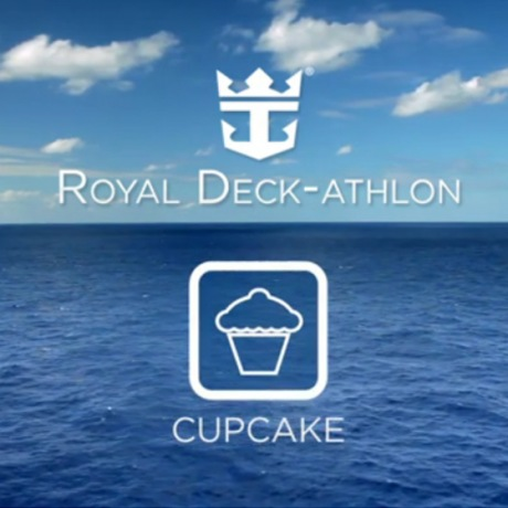 Royal Caribbean Deck-Athlon Gets Competitive