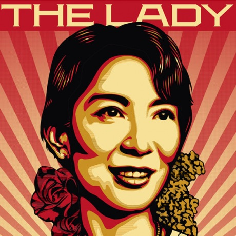 The film THE LADY features APM Music