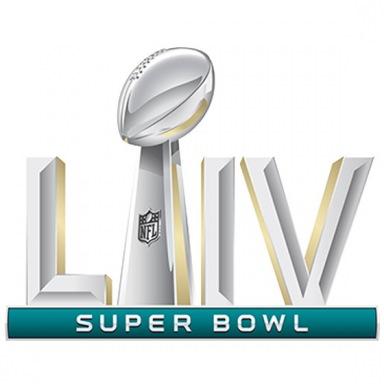 Super Bowl LIV logo