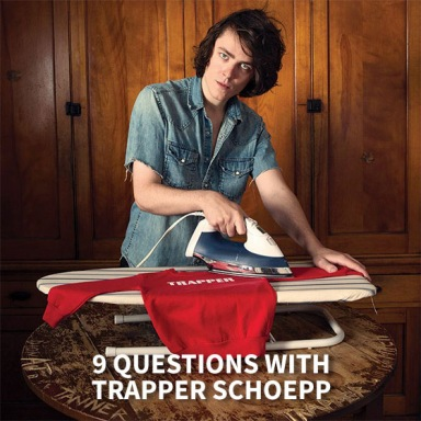9 questions with SXSW Artist Trapper Schoepp