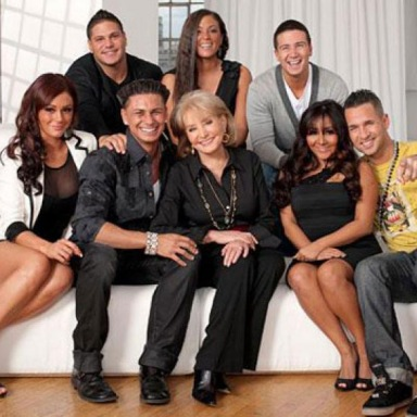 What's The Situation with RNM and Barbara Walters?
