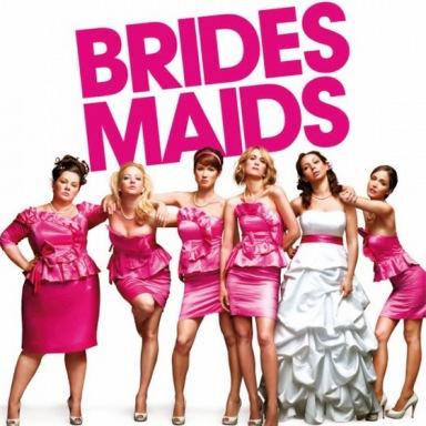 APM Maid It Into Bridesmaids!
