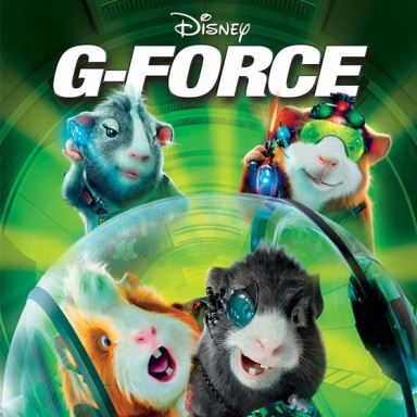 SIR 13 featured in G-Force trailer!