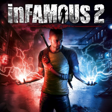APM Music Famous in INFAMOUS2