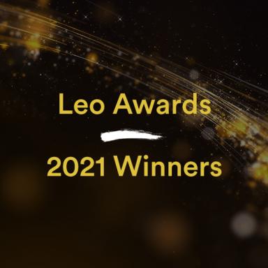 2021 Leo Award Winners