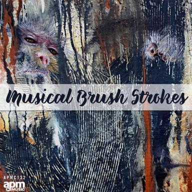 Musical Brushstrokes