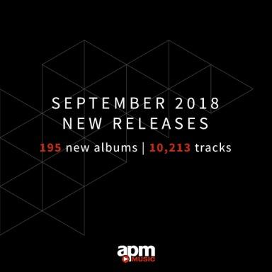 APM Music new releases September 2018