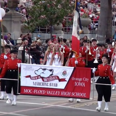 APM Music featured in the Rose Parade