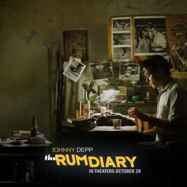 APM Music Featured in THE RUM DIARY