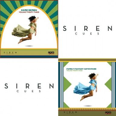 Siren Cues releases SIR 23 & SIR 24!