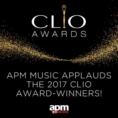 apm applauds 2017 clio award-winners