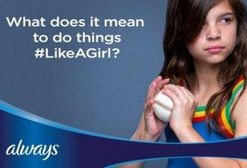 Always Like a Girl