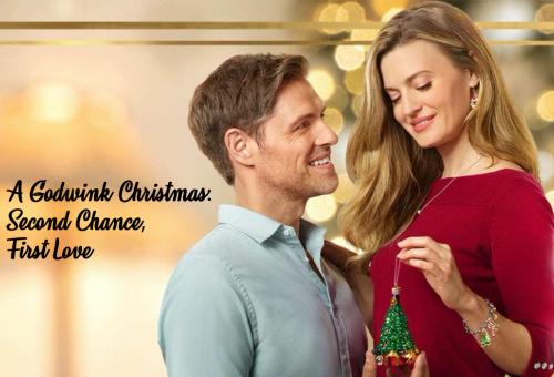 A Godwink Christmas: Second Chance, First Love