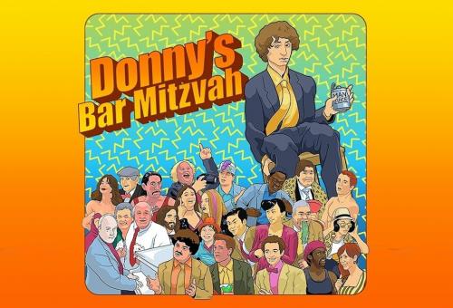 Donny's Bar Mitzvah