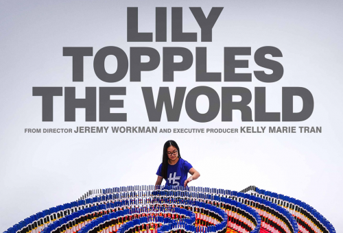 Lily Topples the World