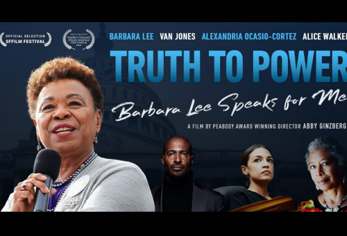 Truth to Power (Barbara Lee Speaks for Me)