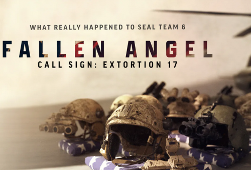 Fallen Angel Call Sign Extortion 17