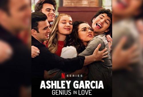 Ashley Garcia Genius in Love
