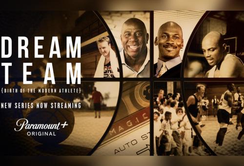 ream Team: Birth of the Modern Athlete (Limited Series)