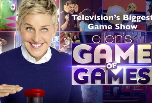Ellens' Game of Games