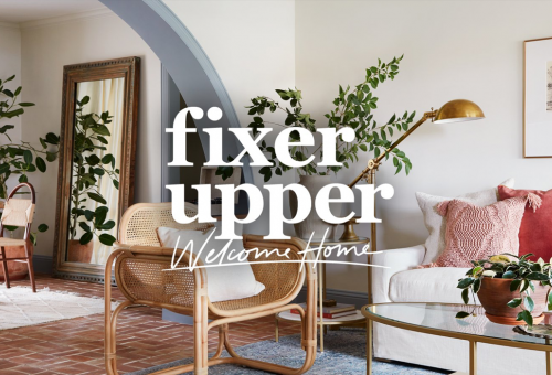 Fixer Upper: Welcome Home