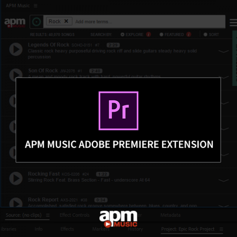 APM Music - APM Music New Releases - June 2018